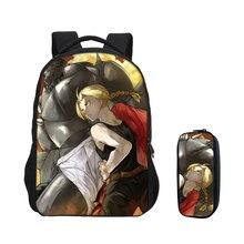 Full Metal Alchemist Backpack #8