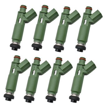 8pcs/set Fuel Injectors NOZZLE OEM 232500D040 23250-0D040 for Corolla Matrix Celica 1.8
