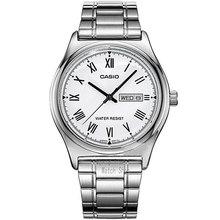 Casio reloj Simple moda reloj resistente al agua reloj del negocio del ocio masculino MTP-V006D-7B MTP-V006GL-9B MTP-V006D-1B MTP-V006L-1B