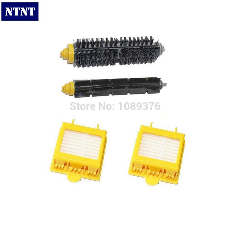 NTNT Free Post New Replacement Brush Filter Kit for iRobot Roomba 700 Series 760 770 780 цены онлайн