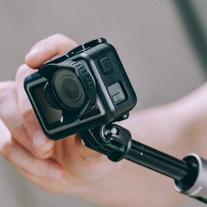 Image 5 - DJI OSMO EYLEM Kamera Lens Güneş Hood Lens Kapağı Güneşlik Kapak Koruyucu DJI OSMO EYLEM Aksesuarları
