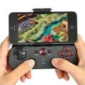 Bluetooth Game Controller ipega PG-9017S with dual joysticks and phone holder for Android and Iphone smart phones gamepad
