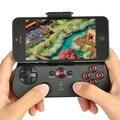 Controlador do jogo do bluetooth ipega pg-9017s com dois joysticks e suporte do telefone para android e iphone smart phones gamepad