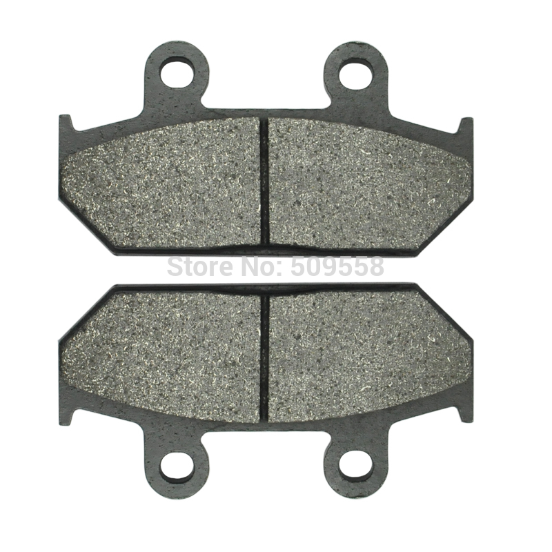 Motorcycle Rear Brake Pads For <font><b>SUZUKI</b></font> AN250 Skywave 07-08 R AN400 <font><b>Burgman</b></font> Skywave 07-13 R <font><b>AN650</b></font> <font><b>Burgman</b></font> / Skywave 2003-2013 R image