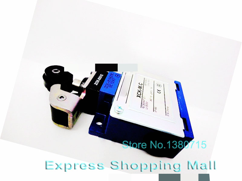 New XCKM121 Limit Switch 2 Pole NC+NO Snap Action 5pcs lot high quality 2 pin snap in on off position snap boat button switch 12v 110v 250v t1405 p0 5