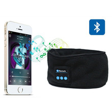 Outdoor Sports Yoga Sweat Scarf Headset Headphone Bluetooth