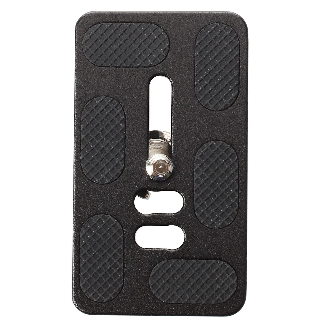 PU - 70 Universal Quick Release Plate Bracket 1/ 4 Screw for Benro Arca QR (black)