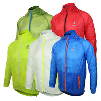 Factory Direct Sale Man Women Outdoor Sunscreen Jacket Running Riding Breathable Ultra Thin Sunscreen Clothing UV