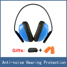 Brand New Anti-noise Tactical Hearing Protection Headset Ear Protector Muff , Reduce Sleep Noise Earmuffs , Deltaplus 103010