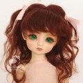 Парик для BJD 1/3, 1/4, 1/6, BJD парик куклы. A15A832. Парик аксессуары не включают. Куклы и Одежда не включают