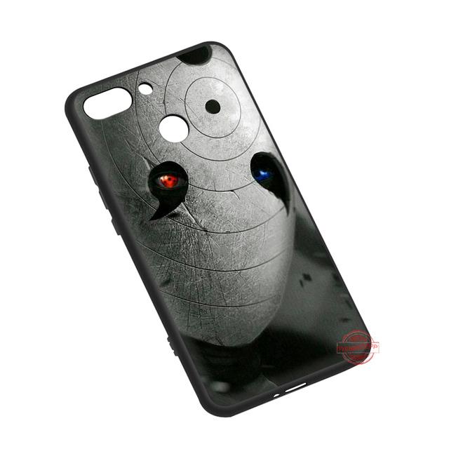 Sharingan Rinnegan Soft Phone Case for Redmi Phones