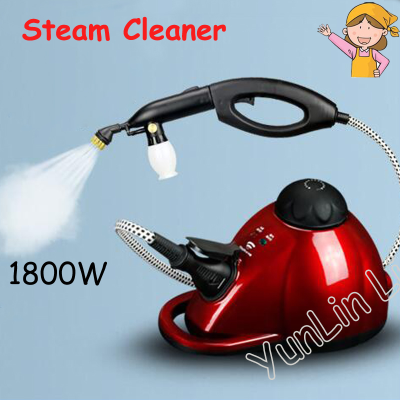 Multifunctional Steam Cleaner High Temperature and High Pressure Cleaning Machine Kitchen Ventilatorwashing Machine KB-2009HA 1400w high temperature steam cleaner mop handheld kitchen steam cleaning machine sc1 household steam cleaner