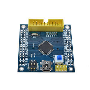 Image 5 - 2Pcs STM32F103RET6 ARM STM32 Minimum System Development Board Module For arduino Minimum System Board Compatible STM32F103VET6