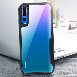 Image 4 - Heyytle Shockproof Armor Case For Huawei P20 P30 Pro Mate 20 Lite Nova 4 3i Transparent Cover For Honor 10 8X Max Soft TPU Coque