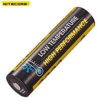 NITECORE NL1829LTHP 2900 mAh 8A 18650 40 Baixa Temperatura Resistente de Alta Performance Bateria Li ion Recarregável 3.6 V Acessórios portáteis de iluminação     -