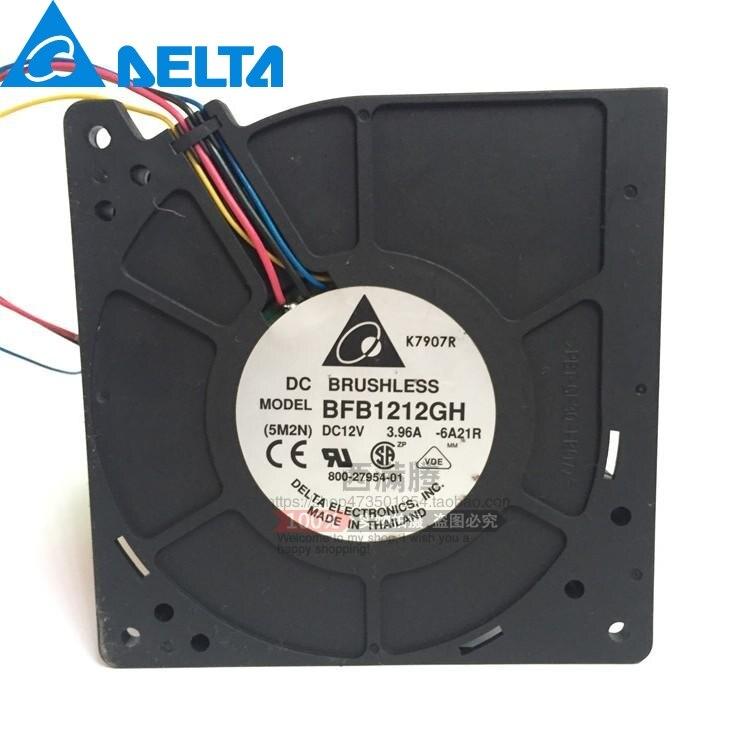 1pcs cooling fan 12V 3.96A BFB1212GH 12032 120x120x32mm 12cm server inverter blower