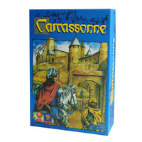 Carcassonne Basic 2018 English Version Board Game Card Game Party Family Game Gift for Children HOT