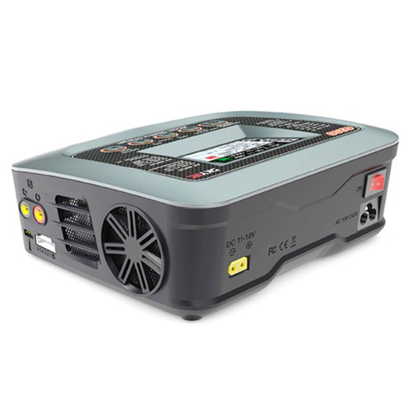 Original SKYRC Q200 1 ถึง 4 เครื่องชาร์จอัจฉริยะ Discharger AC/DC สำหรับ RC Drone รถเรือ Lipo LiHV LiFe li ion NiMH NiCD PB แบตเตอรี่-ใน ชิ้นส่วนและอุปกรณ์เสริม จาก ของเล่นและงานอดิเรก บน   3