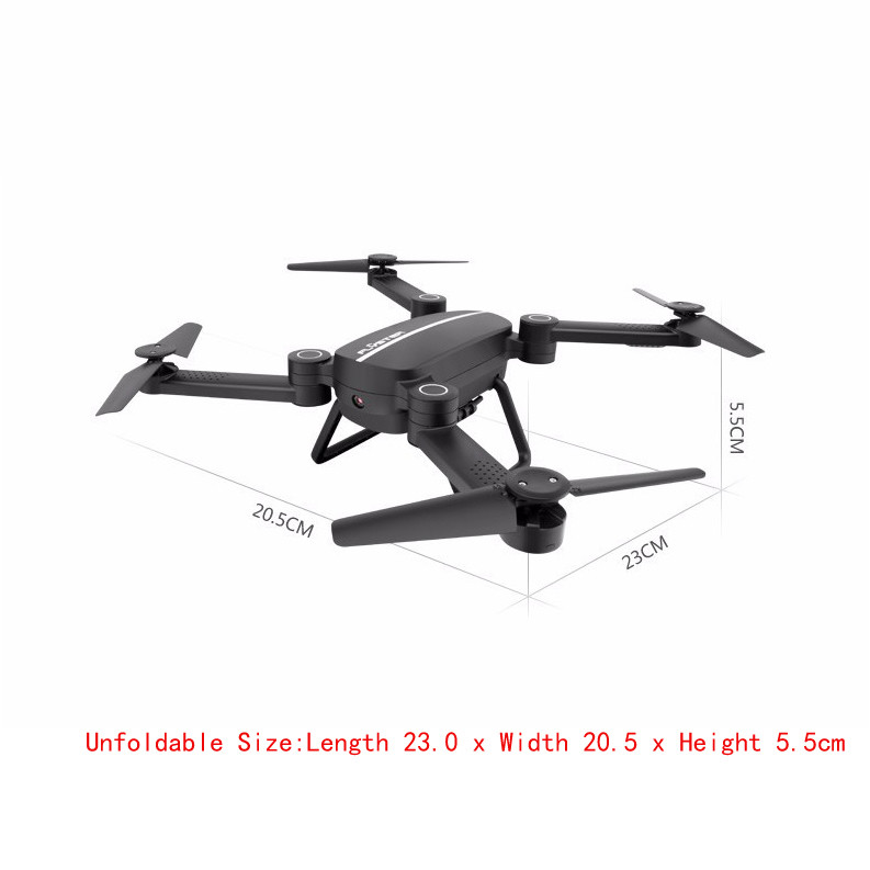2.4G 4CH Altitude Hold HD Camera WIFI FPV RC Quadcopter Pocket Drone Selfie Foldable Aerial high speed aircraft Z06 aerial remote control helicopter h44wh 2 4g rhombus foldable pocket rc drone selfie 720p wifi camera fpv quadcopter vs x101 x5sw