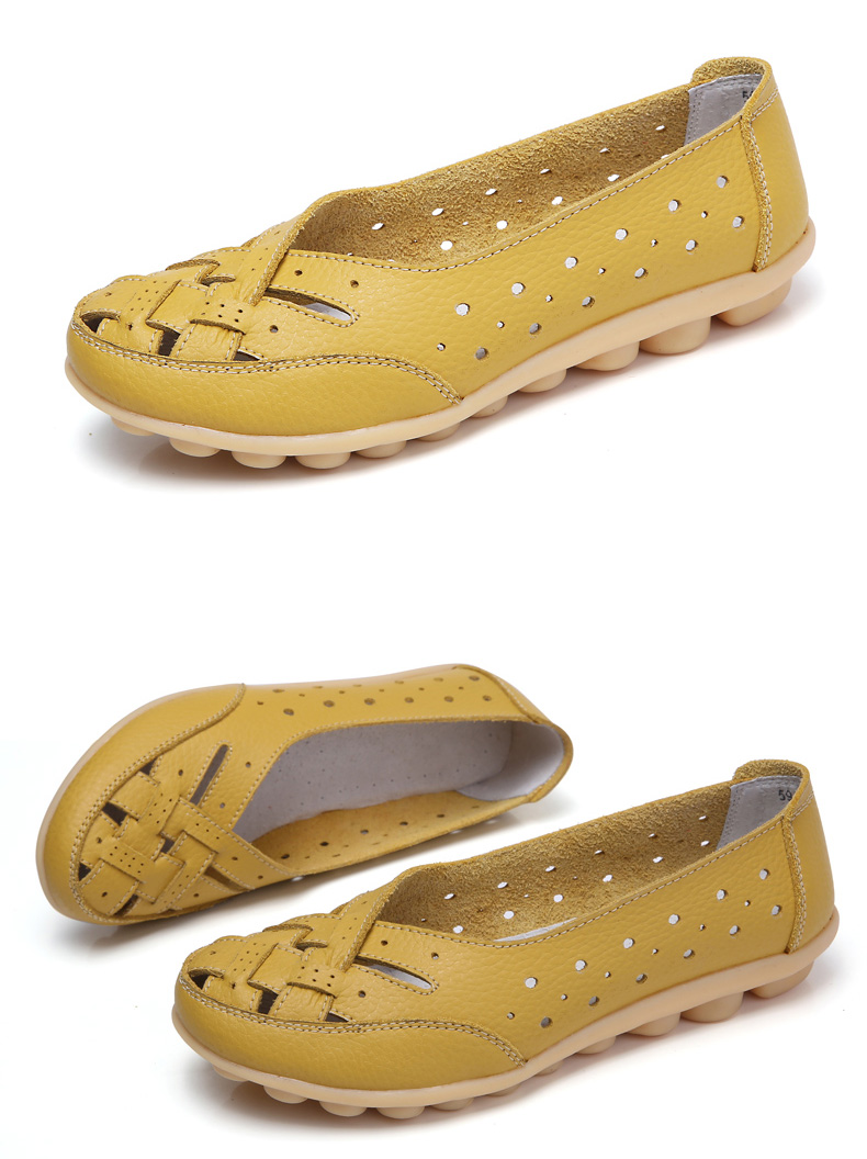 AH1165 (27) Women's Loafers Shoes