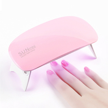 6W Nail Dryer LED UV Lamp Micro USB Gel Varnish Curing Machine For Home Use Nail Art Tools Nail For Lamps Manicure set 395 wavelength uv gel glue curing lamps for mobile phone repair led green oil violet watercooler light usb lamp for gel varnish