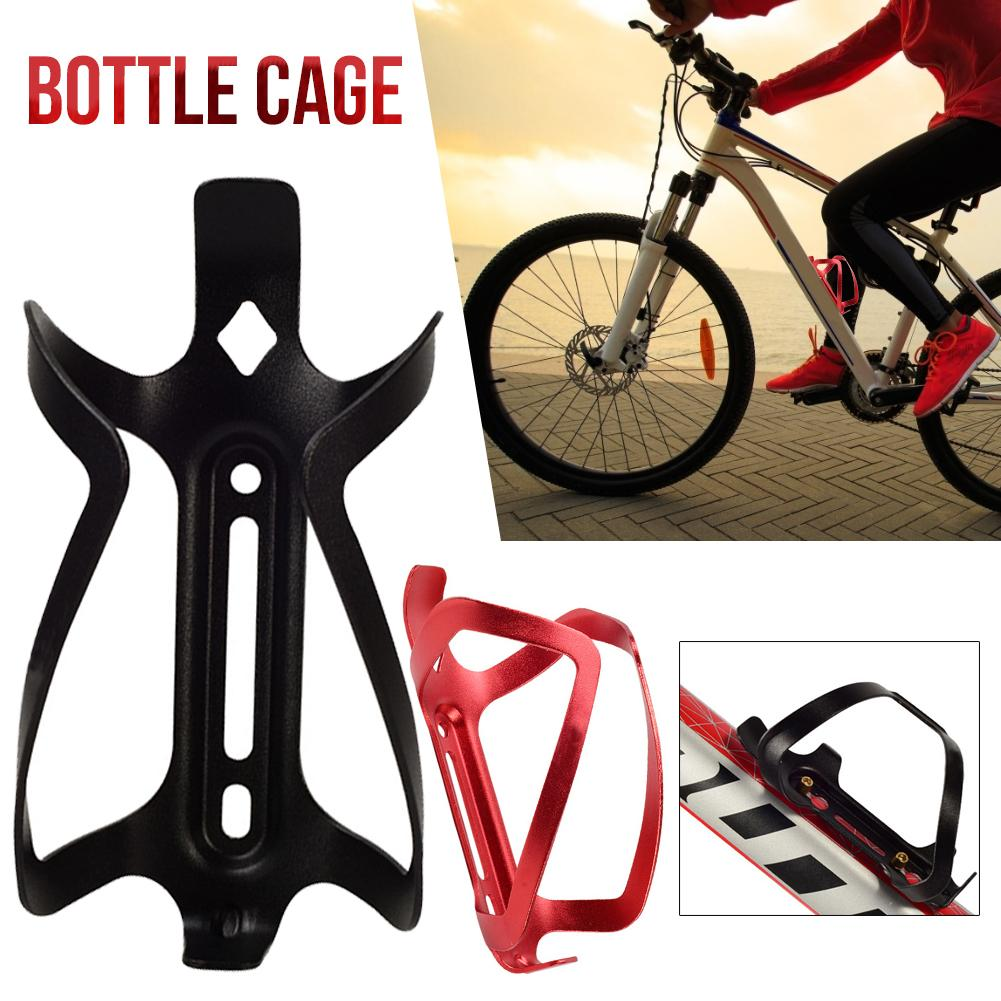 Aluminum Alloy Bicycle Water Bottle Cage Lightweight Holder MTB Road Bike Botellero Carbono Bike Bottle Holder Bike Accessories3