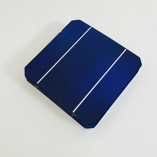 ALLMEJORES Monokristallijne Zonnecel 3.07 w 0.5 v 10 stks/partij voor Diy 5 v 30 w mono zonnepaneel oplader fotovoltaïsche paniel mobiele