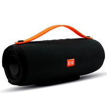 лучшая цена OUTMIX Portable wireless Bluetooth Speaker Stereo big power 10W system TF FM Radio Music Subwoofer Column Speakers for Computer