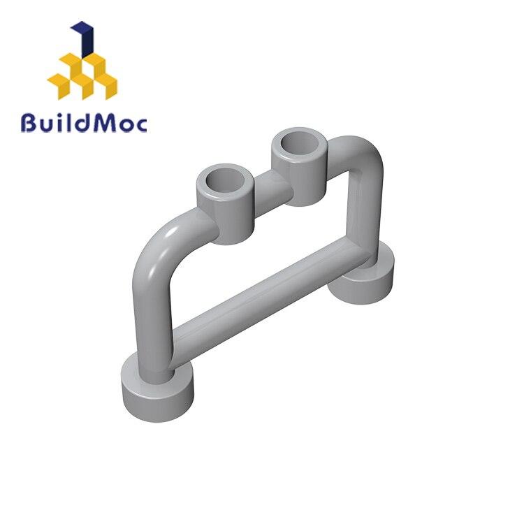 BuildMOC Compatible Assembles Particles 4083 Bar 1x4x2 With StudsBuilding Blocks Parts Educational Creative Gift Toys
