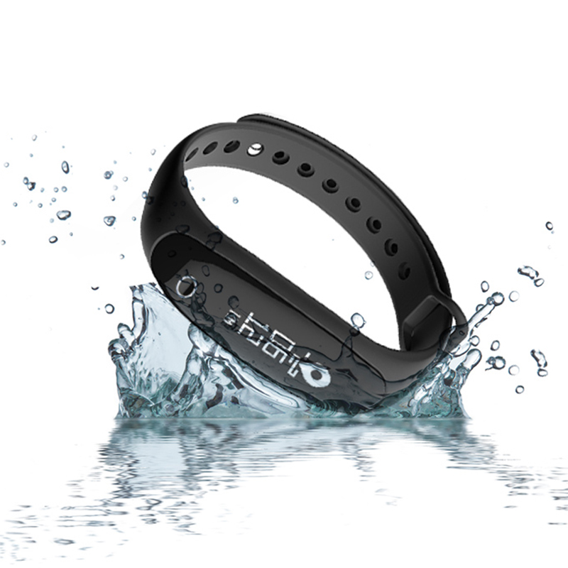 E26 Wristband blood pressure monitor Heart Rate Monitor Bracelet Sport Fitness Tracker Smart Band PK ID107