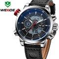 2017 Style WEIDE Sports Watch Fashion Casual Watch Quartz Digital LED Clock Men Military Relojes De Marca Erkek Saat Men Watches