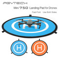 PGY 75cm mini Fast-fold landing pad DJI Mavic phantom 2 3 4 inspire 1 helipad RC Drone gimbal Quadcopter Helicopter Accessories