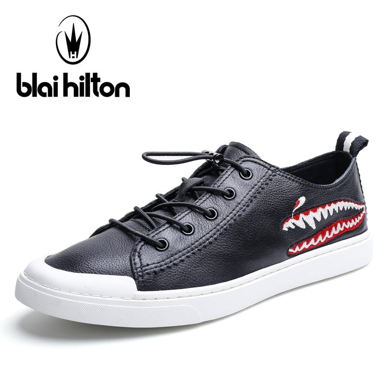 Blai Plat Dentelle Hilton 2018 Chaussures Mode 100 up Vache D été Nouvelle  Véritable Casual Cuir Luxe De En Hommes frf6qBZ 3c2cbb75741