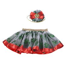 Newborn Photography Props Baby Girls tutu Dress Baby Girls Kids Christmas Tutu Ballet Fancy Party Dresses With Headband Infant(China)