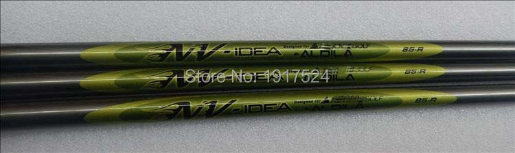 ALDILA NV IDEA design for Ad ms golf graphite material golf iron both for hybrid shaft