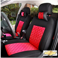 Emulation silk seating seat car cover For Honda Universal Front Rear Rear Backrest Professional custom Seat Covers