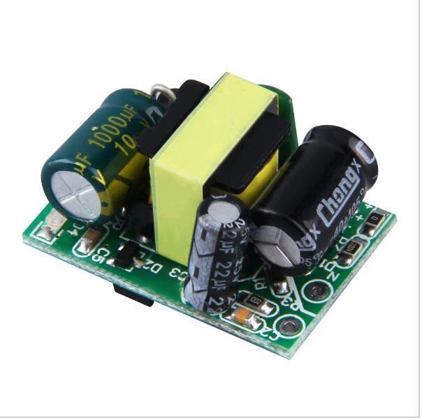 AC to DC 5V 700mA 3.5W Precision Buck Converter AC 220v to 5v DC Step Down Transformer Power Supply Module