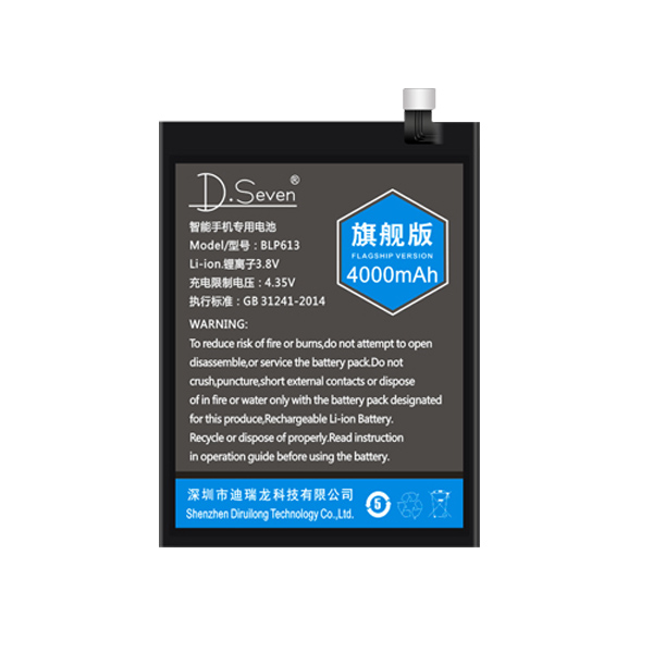 4000mAh Battery For Oneplus 3 1+3 3T A3000 BLP613 BLP633 3300mAh / 1+ 5 5T 3300mAh  A5000 A5001 Phone Batteries Replacement