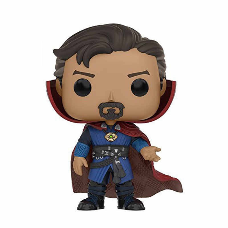 FUNKO POP Marvel Comics Doctor Strange 169# Vinyl Action Figures Collection Model toys For Children Christmas Gifts With Box