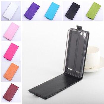 Homtom HT16 Case 5.0 дюймов Моды Роскошь магнитный вертикальный флип Кожаный защитный case обложка для Homtom HT16 9 цветов