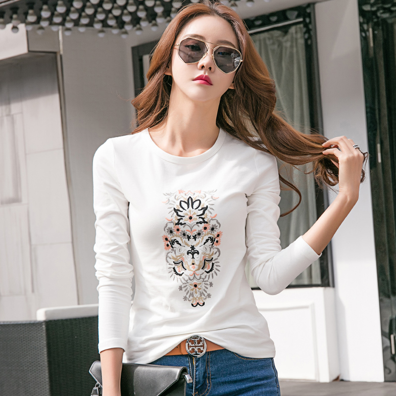 Nueva señoras de largo Jane Mujer Invierno Cálido Térmico Camiseta Top Parte inferior de encaje de calor