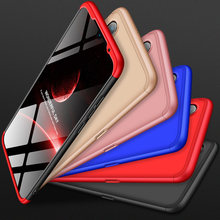 GKK 360 Degree Pocophone F1 Case For Xiaomi Mi 9 8 SE Play A2 6X 5x A1 5s 5 Max 2 3 Mix 2s Mi note 3 Full Cover Housings(China)