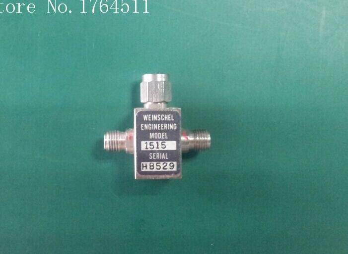 [BELLA] WEINSCHEL 1515 DC-18GHZ Two SMA Power Divider
