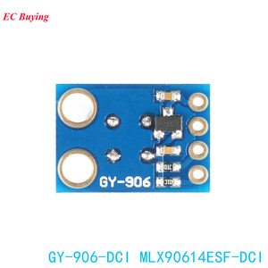 Image 4 - MLX90614ESF DCI Capteur Module MLX90614 Infrarouge Température Capteurs GY 906 DCI IIC Connecteur Longue Distance Électronique DIY PCB