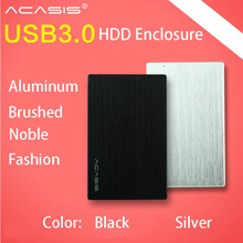 ACASIS FA-2013US 2.5 inch Notebook HDD Enclosure SATA USB3.0 Mobile Hard Drive Disk Box 5Gbps 2 Color All-aluminum