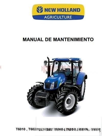 new holland full shop manual in software from automobiles rh aliexpress com New Holland Square Baler New Holland T7.315