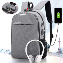 Anti Theft Men Women Laptop Travel Backpack Bag Male 15.6 Inch Notebook USB Backpacks For Teenager Student School Bagpack Bags unisex laptop backpacks anti theft bags for men s for women oxford usb composite for school trip for teens green shoulder bag