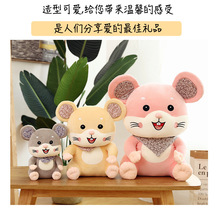 WYZHY New little cute mouse plush toy creative dolls to send girls and children must have holiday gifts 50CM