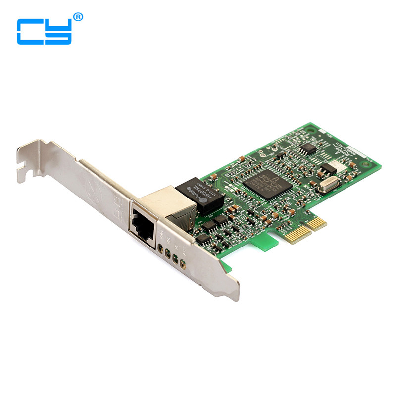 Calvas X540-T1 10GbE PCI-E Converged Network Adapter NIC ,Single RJ45 Port