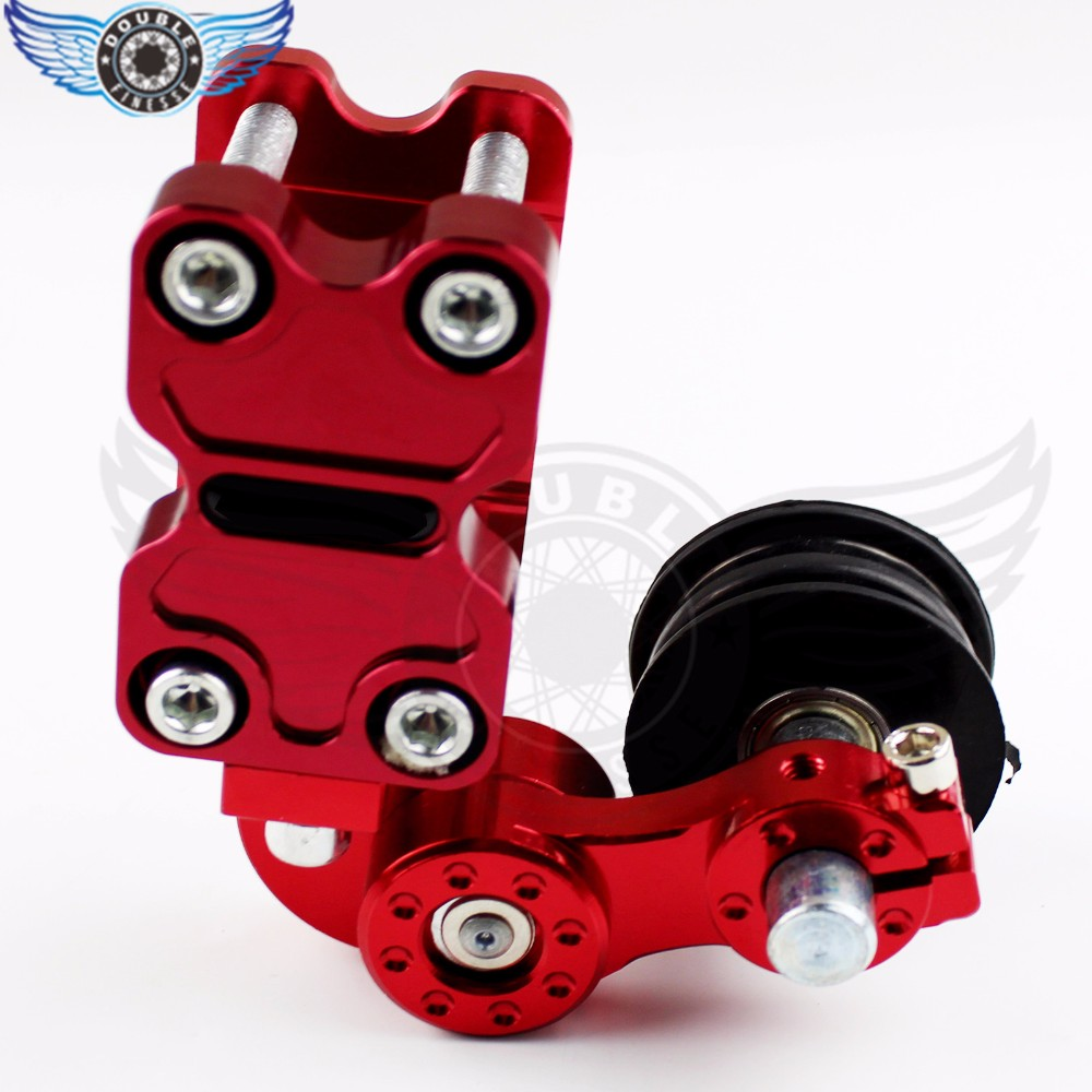 Modificado accesorios de motos modificadas de cadena automático ajuste nuevo ten